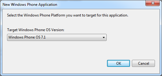 OS Version screenshot